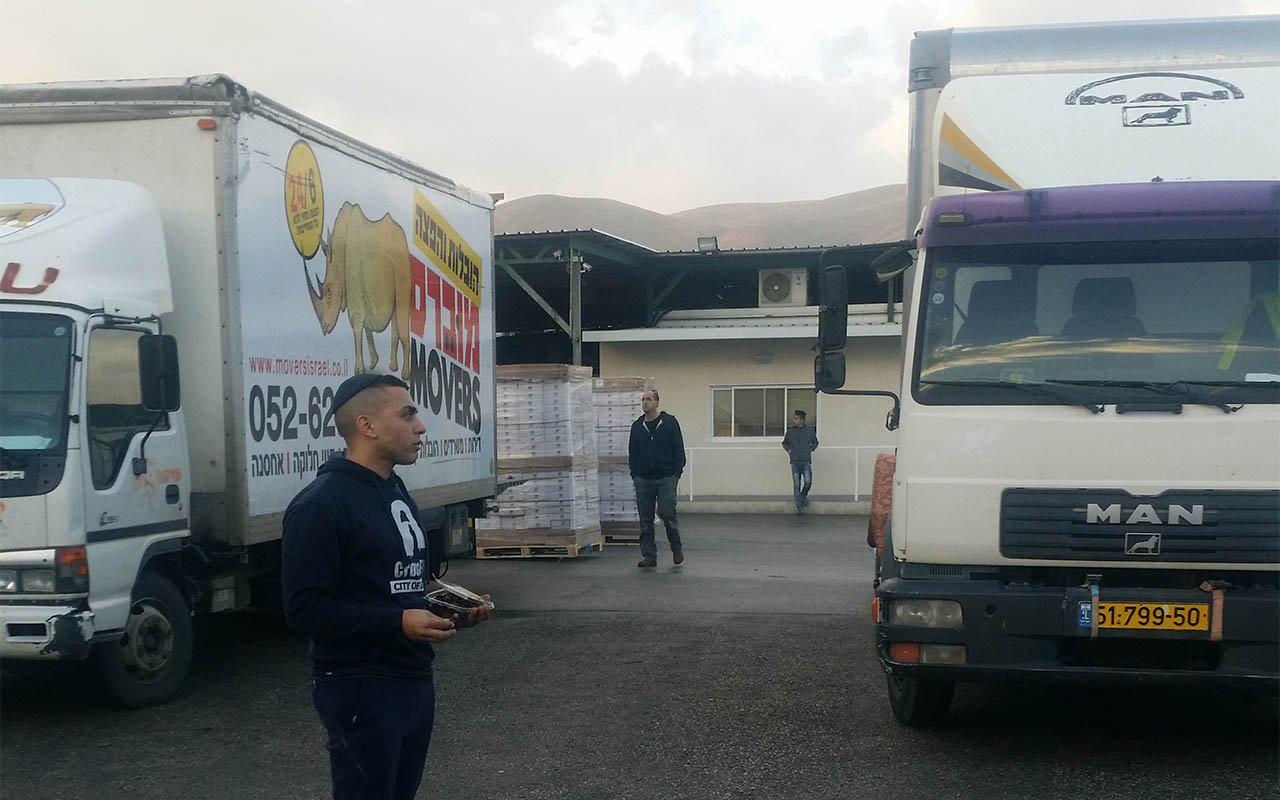 משאיות הובלה